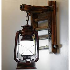 Lantern Wall Sconce Antique Kerosene Lantern Wall Sconces Wl227 Cheerhuzz