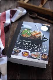 livre larousse cuisine avis larousse de la cuisine et lutrin et 2 exemplaires à