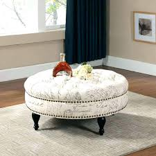 Ottoman With Table Storage Ottoman Table Large Square Storage Ottoman Coffee Table