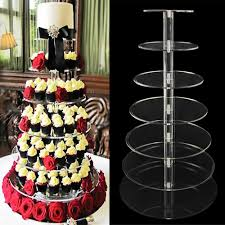 halloween cupcake stands online buy wholesale crystal cake stand from china crystal cake