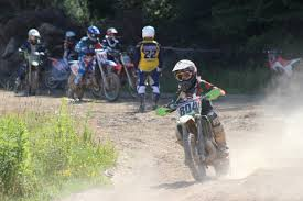 kids motocross racing ontario camp of the deaf