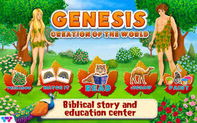 genesis creation of the world android apps on google play