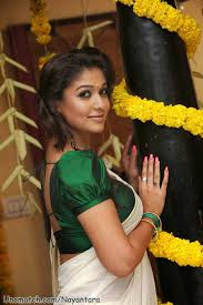 nayantara is an indian film actress from kerala who appears in
