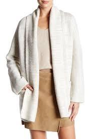 vince wool blend knit car coat nordstrom rack