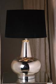 decorations popular black table lamp shades with awesome gold
