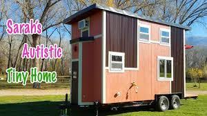sarah u0027s autistic tiny home by maximus extreme tiny house design