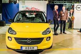 opel eisenach riwal888 blog new official start of production for opel adam