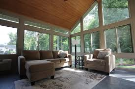 custom sunroom window treatments sunroom window treatments