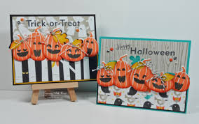 halloween card ideas stampin up fall fest for happy stamper u0027s blog hop stamping with