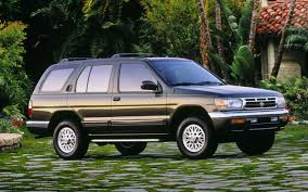 nissan terrano 1997 looking back a history of the nissan pathfinder truck trend