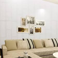 3d Wallpaper Home Decor Online Store Homdox Wallpaper Modern Non Woven 3d Brick Pattern