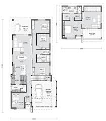 design floor plans for homes narrow lot homes perth pindan homes