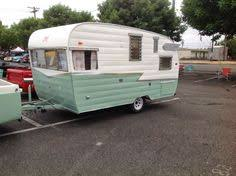 1959 shasta camper mint color painting lulu this color scheme