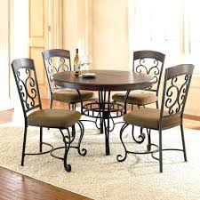 Rod Iron Dining Room Set Dining Chairs Splendid Vintage Wrought Iron Dining Table And