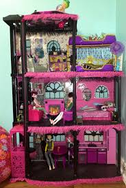 Little Tikes My Size Barbie Dollhouse by 113 Best Monster High Doll House Images On Pinterest Monster