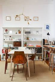 Jenkins Table L My 1100sqft Glossier Designer Yeh And Hellman Chang