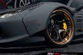 car ferrari gold grey liberty walk ferrari 458 italia on gold adv 1 wheels