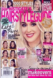 short hair style guide magazine sophisticates hairstyle guide magazine subscription buy at