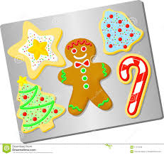 christmas cookies clipart clipground