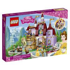 lego disney princess belle u0027s enchanted castle 41067 toys