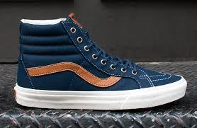 vans sk8 hi reissue u201ccoated canvas u201d pack shoes pinterest