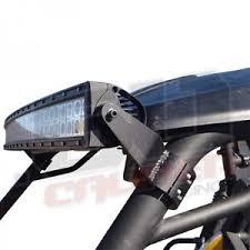 roll bar mount led light can am maverick 1000 utv 50 led light bar roll cage mount