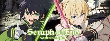 Owari No Seraph Light Novel Owari No Seraph U2039 Clubs U2039 Community Myfigurecollection Net