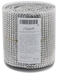 bulk wedding supplies jollylife diamond rhinestone ribbon wrap bulk wedding