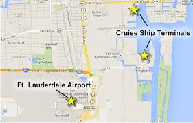 Car Rental Near Port Everglades Getting To Port Everglades Fort Lauderdale Port Transportation