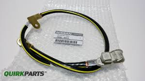 nissan genuine accessories malaysia 1998 2001 nissan altima negative battery cable oem new 24080 9e010