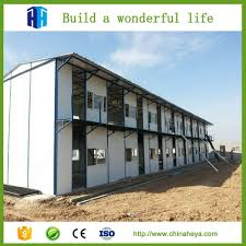 heya superior quality prefabricated steel structure modular hotel