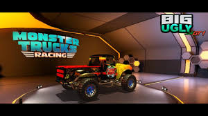 monster truck race game new update big ugly gt1 monster trucks racing official movie