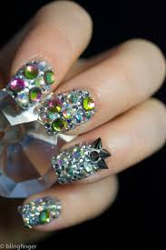 413 best glittery studs nail design images on pinterest make up