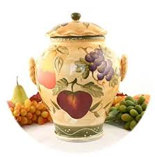tuscan style kitchen canisters tuscan style kitchen decor miserv