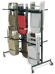 lifetime heavy duty table cart chair carts hanging folding chair cart tap image to zoom carts