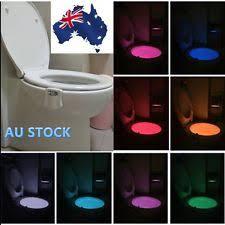 toilet sensor indoor home night lights ebay