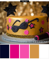 sparkling pop star themed birthday party occasions
