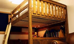 Bedroom Furniture For College Students by Loft Beds An Elegant And Space Saving Bedroom Solution