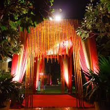 Indian Wedding Ideas Themes by Wedding Ideas Indian Wedding Entry Decoration The Glamorous