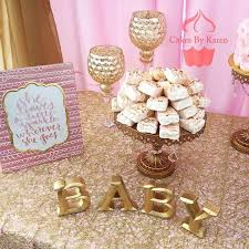 pink gold baby shower pink and gold baby shower baby shower party ideas 2538086 weddbook