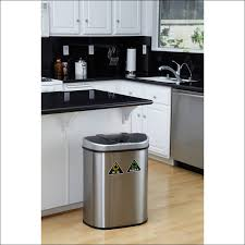 kitchen cabinet interior fittings kitchen garbage can storage plans garbage can fence lowes
