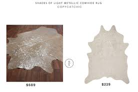 Faux Cowhide Rugs Rugs Archives Copycatchic