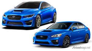 subaru cars 2015 subaru wrx concept and wrx autonetmagz