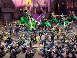 tactica eldar harlequins 7th edition