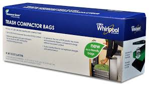 Trash Compactors by Amazon Com Whirlpool W10165294rb 15 Inch Plastic Compactor Ba