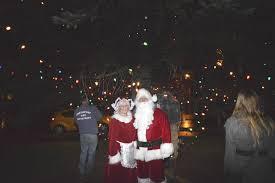 Light The Night Houston Smethport Holds Light Up The Night News Bradfordera Com