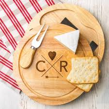 personalized cheese platter personalised cheese boards unique gifts uk dust and things