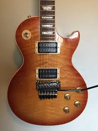 fs gibson les paul traditional pro 2 floyd rose