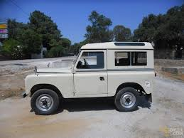 land rover series iii classic 1980 land rover 88 series iii estate car for sale 2627