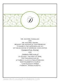 blank wedding invitations diy printable wedding invitations templates
